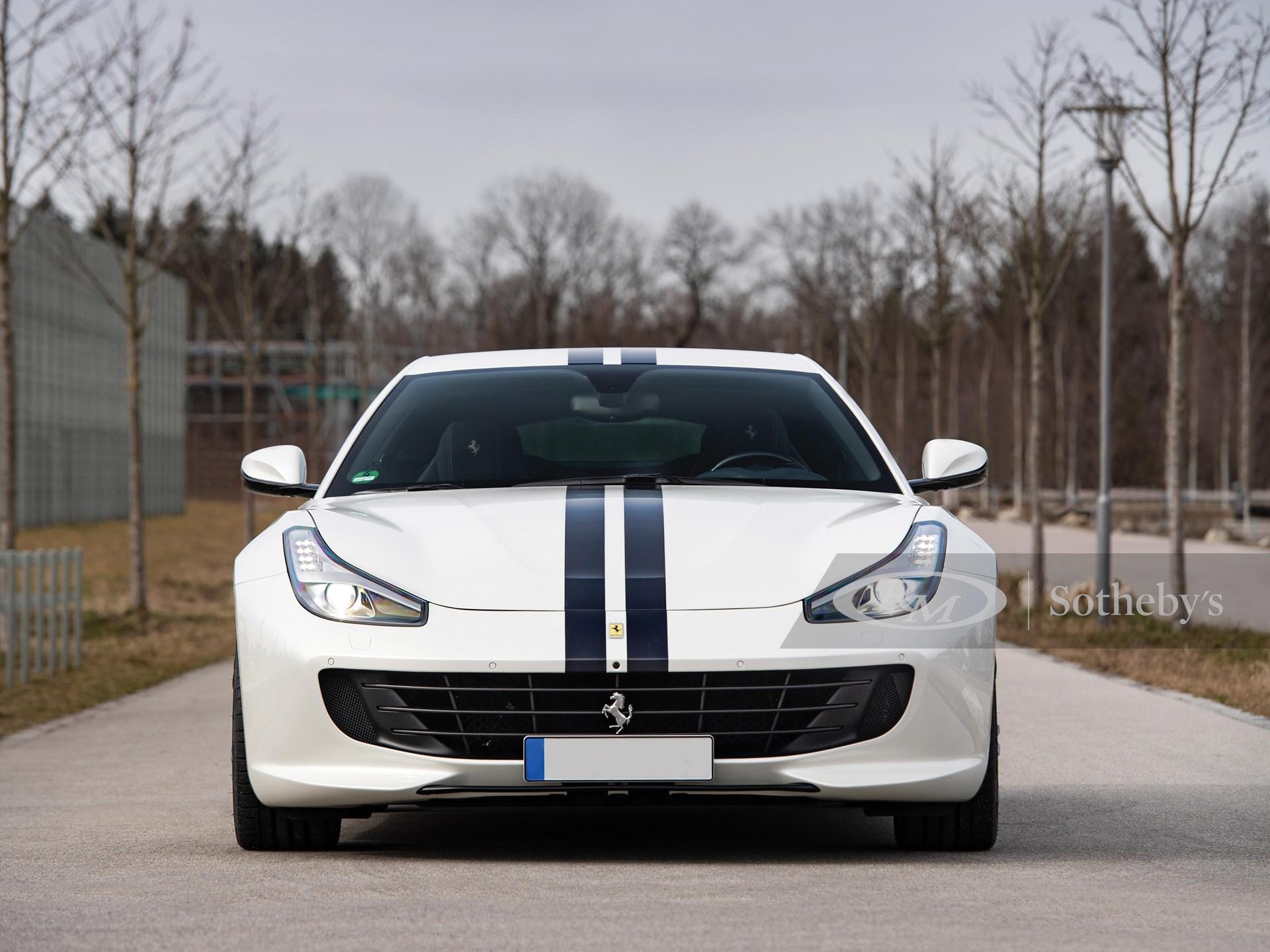 2018 Ferrari GTC4Lusso 70th Anniversary  -