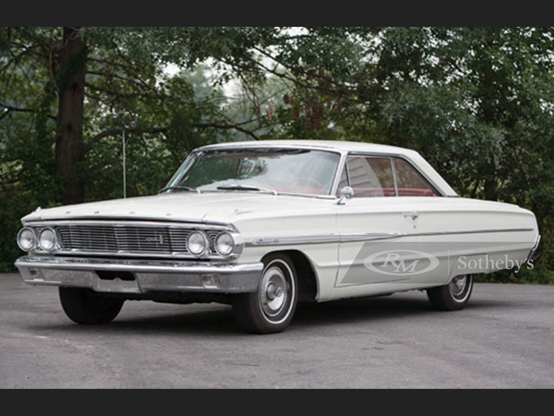 1964 Ford Galaxie 500 Fastback