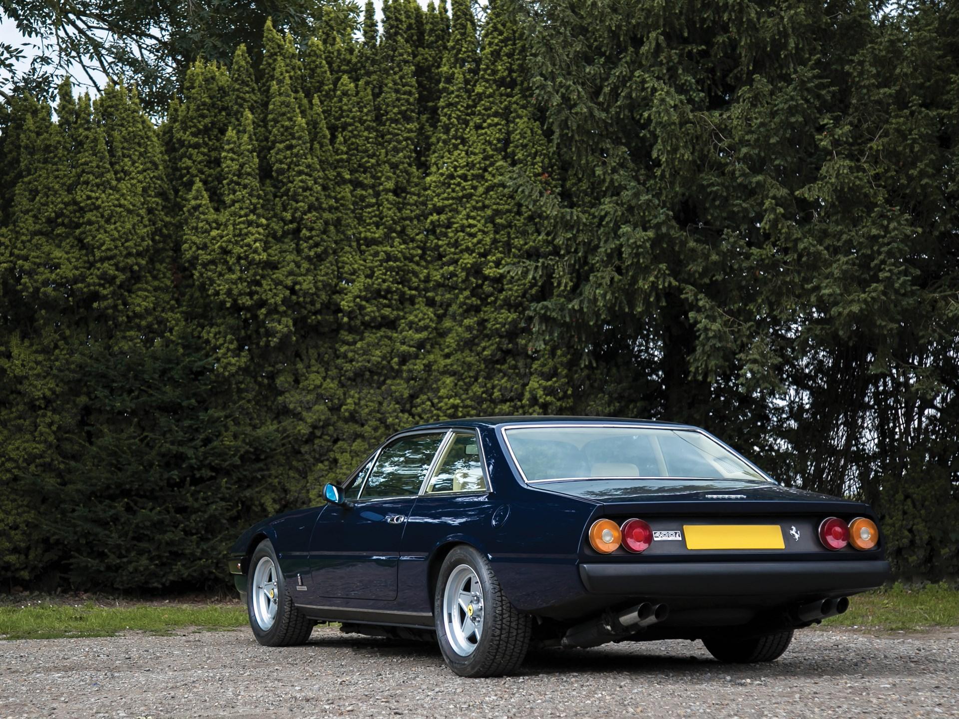 RM Sotheby s 1980 Ferrari 400i