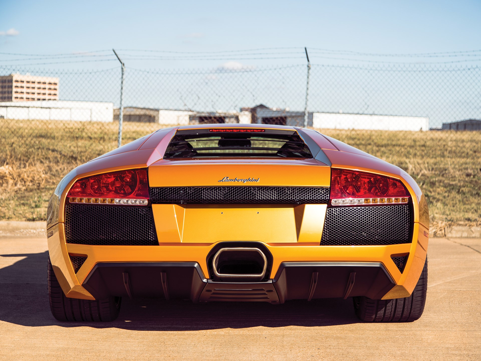 Rm Sotheby S 2007 Lamborghini Murcielago Lp640 4 Coupe Arizona 2016