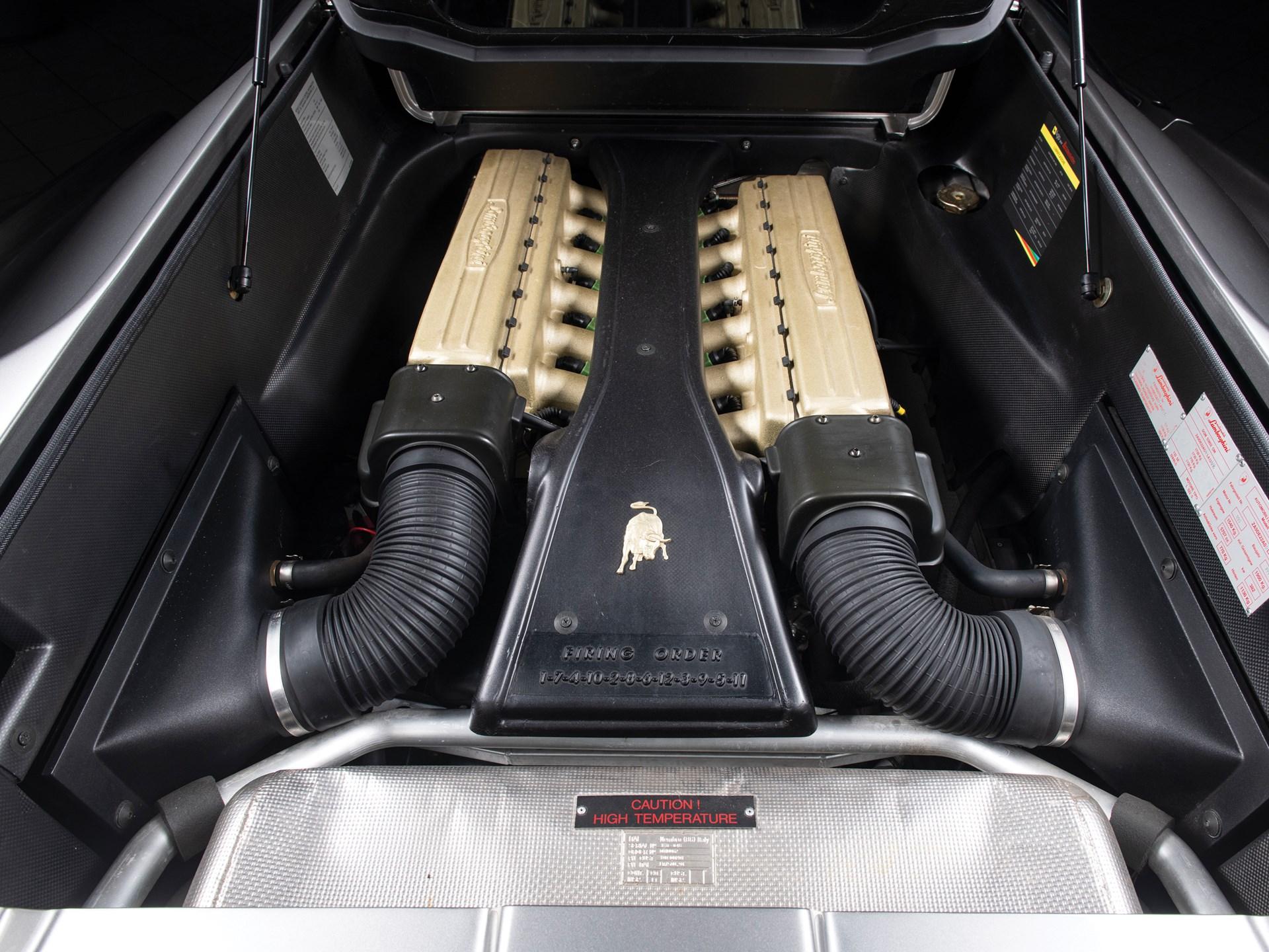 Rm Sotheby S 1996 Lamborghini Diablo Se30 Essen 2019