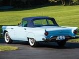 1957 Ford Thunderbird 'F-Code'  - $