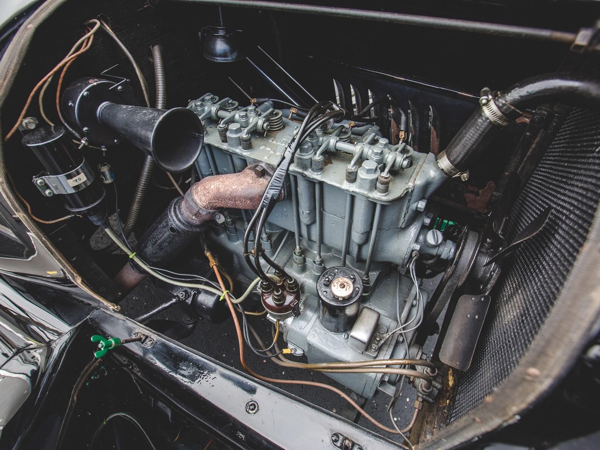 1919 Chevrolet 490 Touring