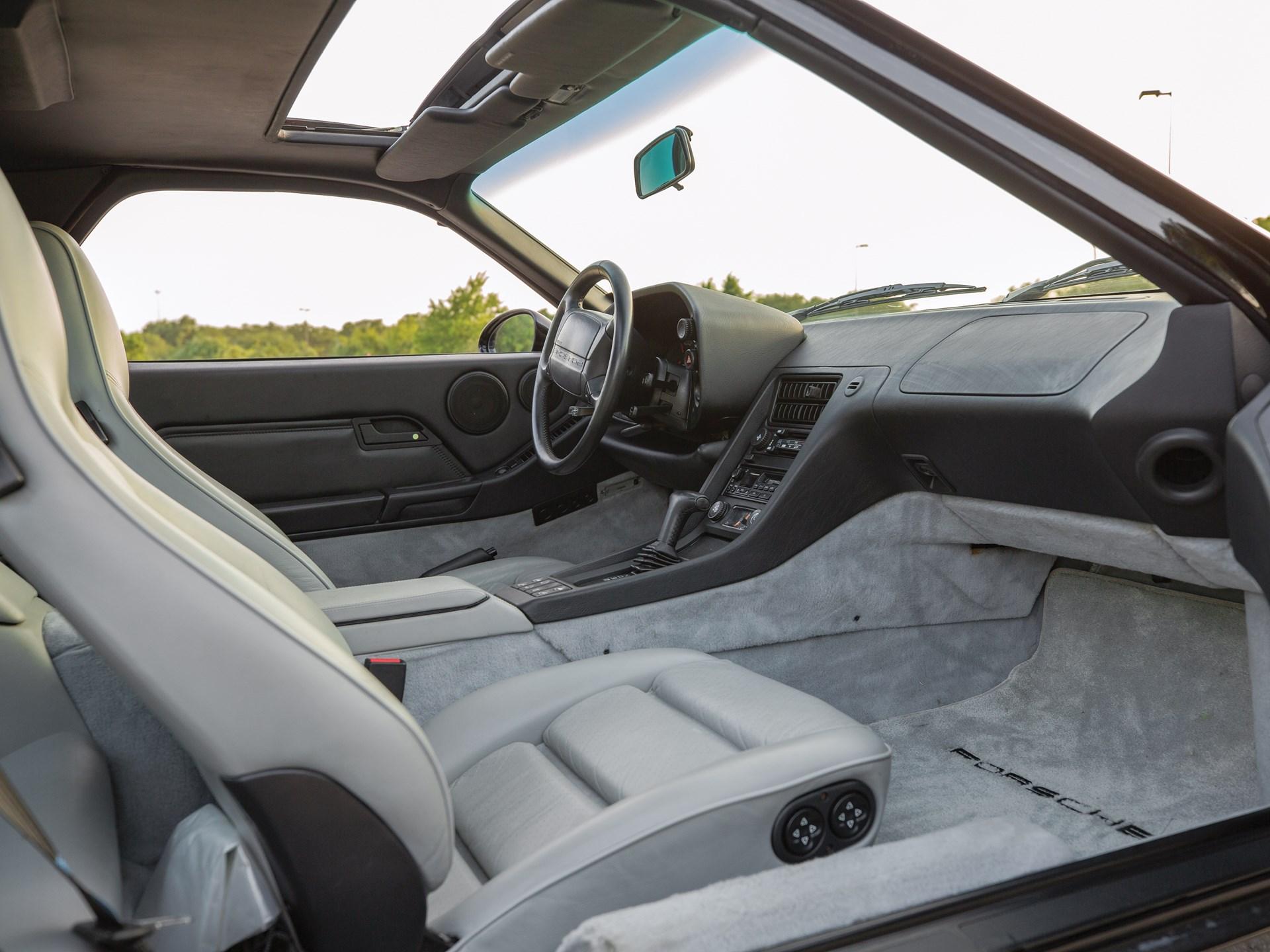 RM Sotheby's - 1995 Porsche 928 GTS | Monterey 2018