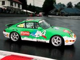 1994 Porsche 911 Cup 3.8  - $The 911 Cup 3.8 at the Circuit de Spa-Francorchamps in August of 1994.