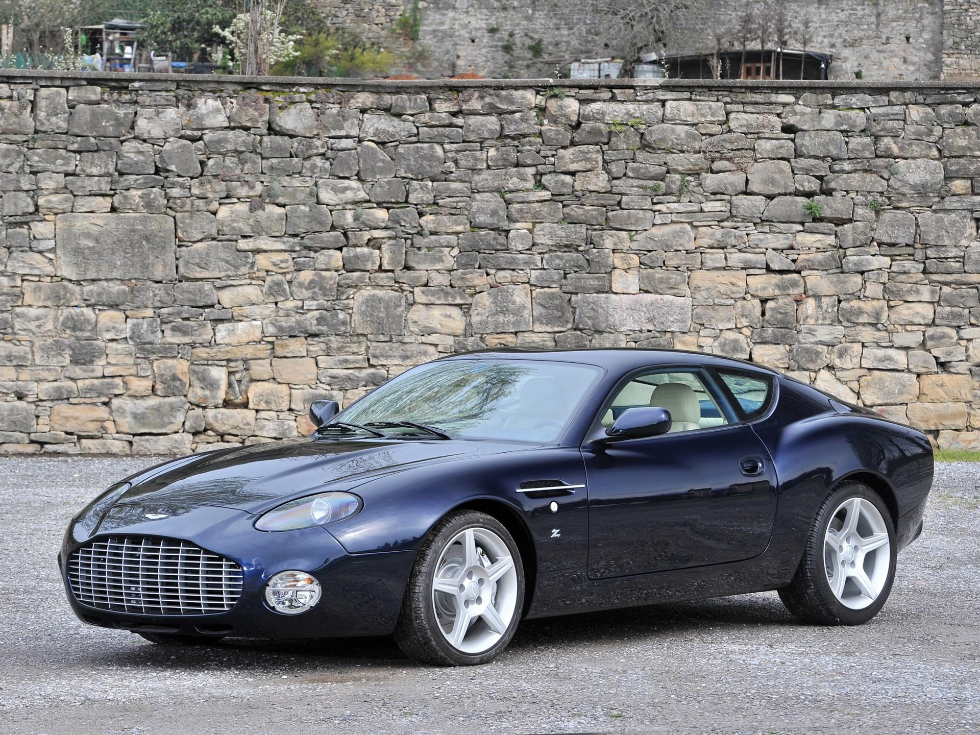 RM Sothebys Aston Martin DB Zagato Monaco - 2004 aston martin