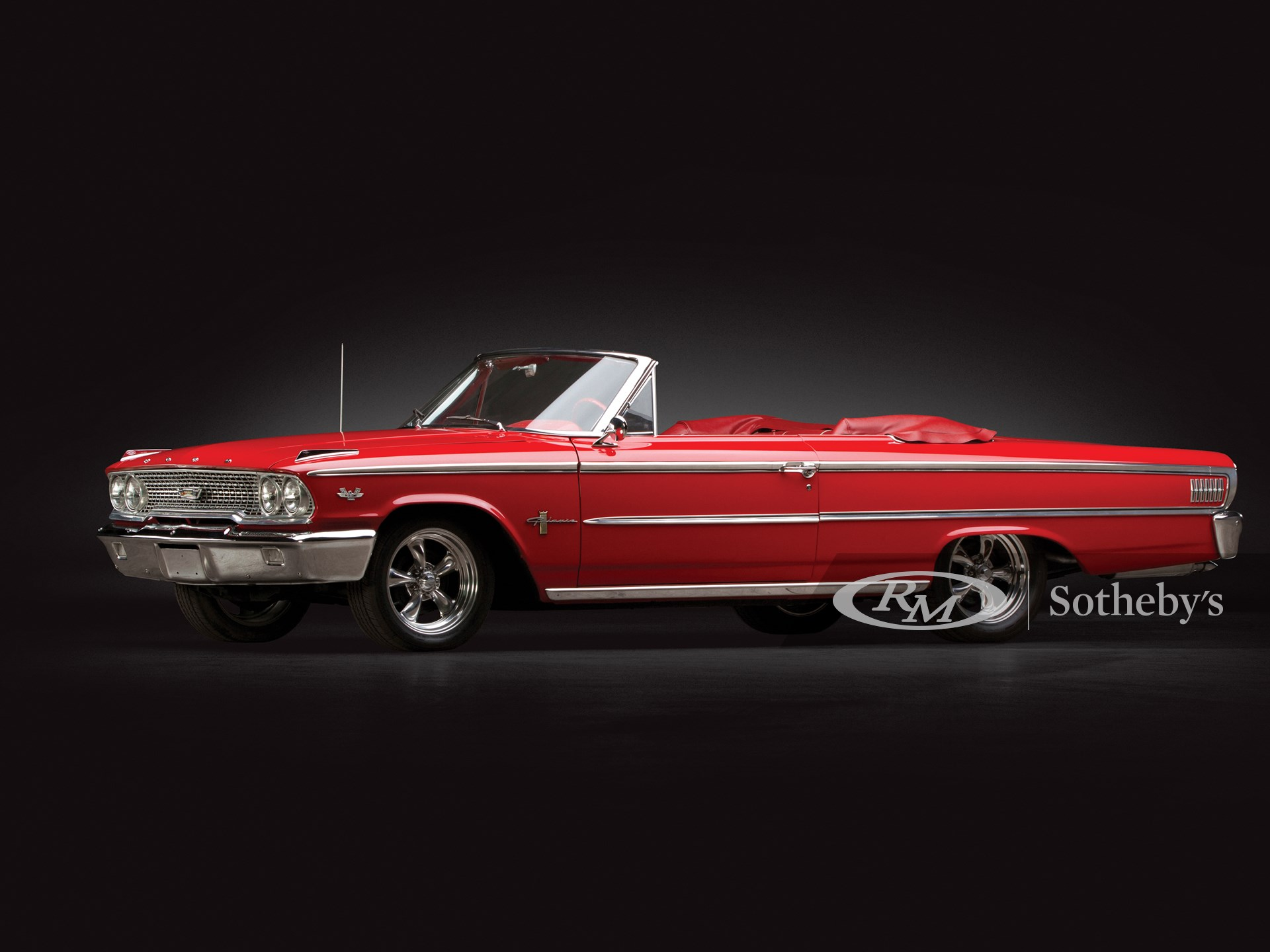 1963 Ford Galaxie 500 Sunliner