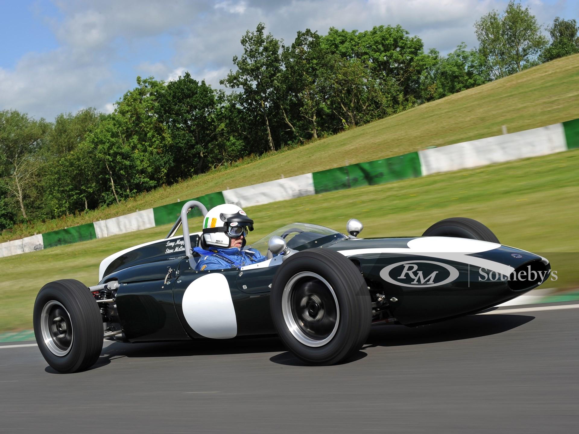 1961 Cooper T-56 Mark II Formula Junior Racing Car  -