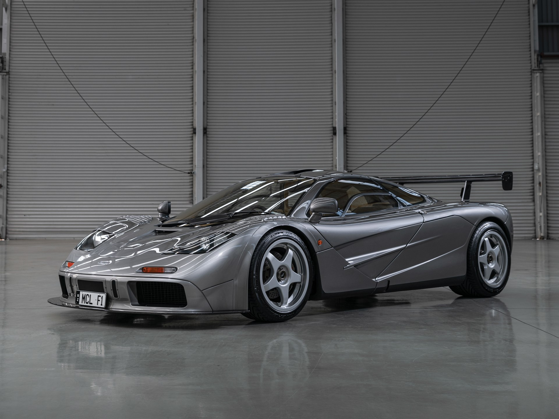 RM Sotheby's - 1994 McLaren F1 'LM-Specification' | Monterey