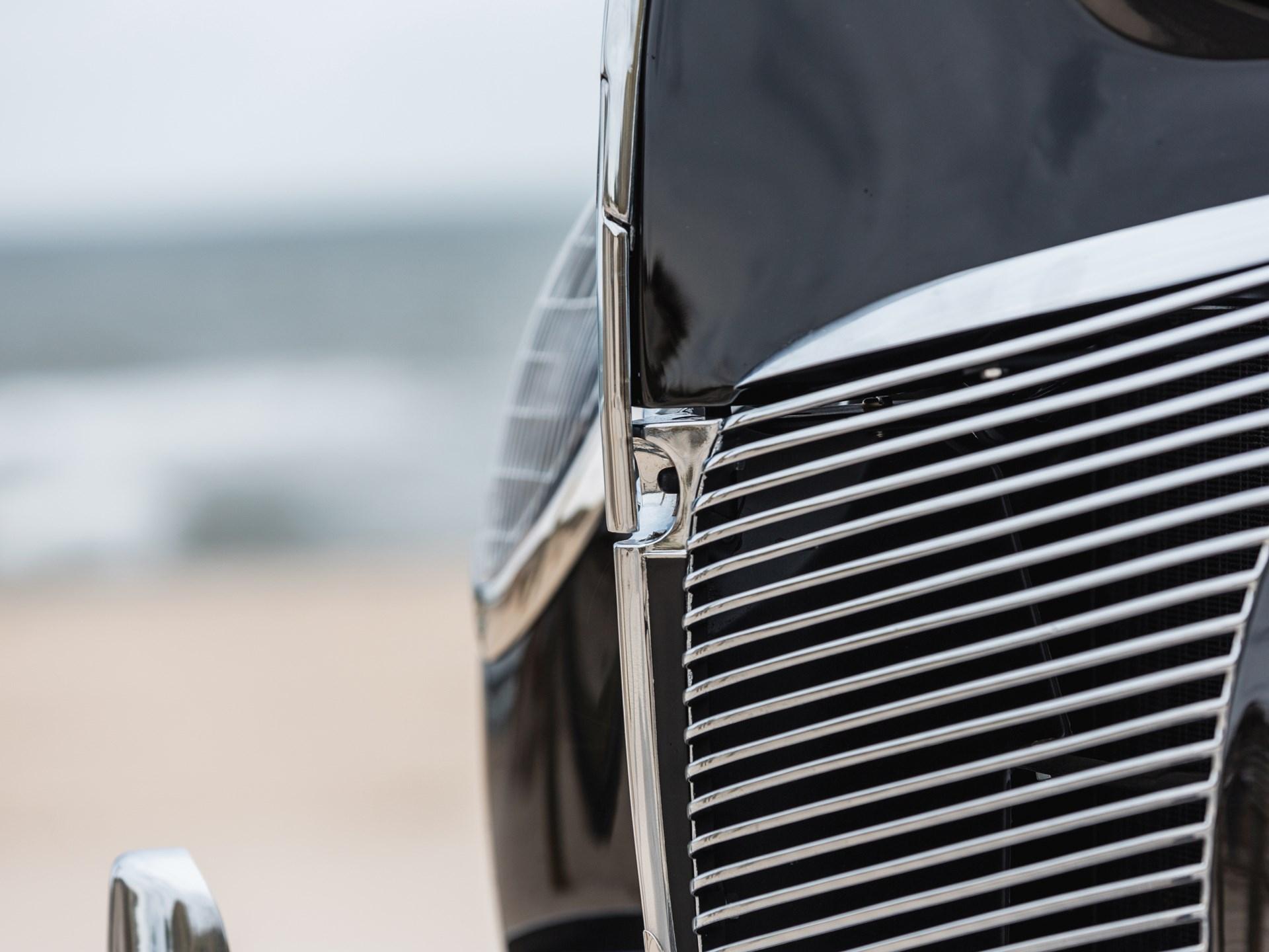 1940 Mercury Coupe Custom by Rudy Rodriguez