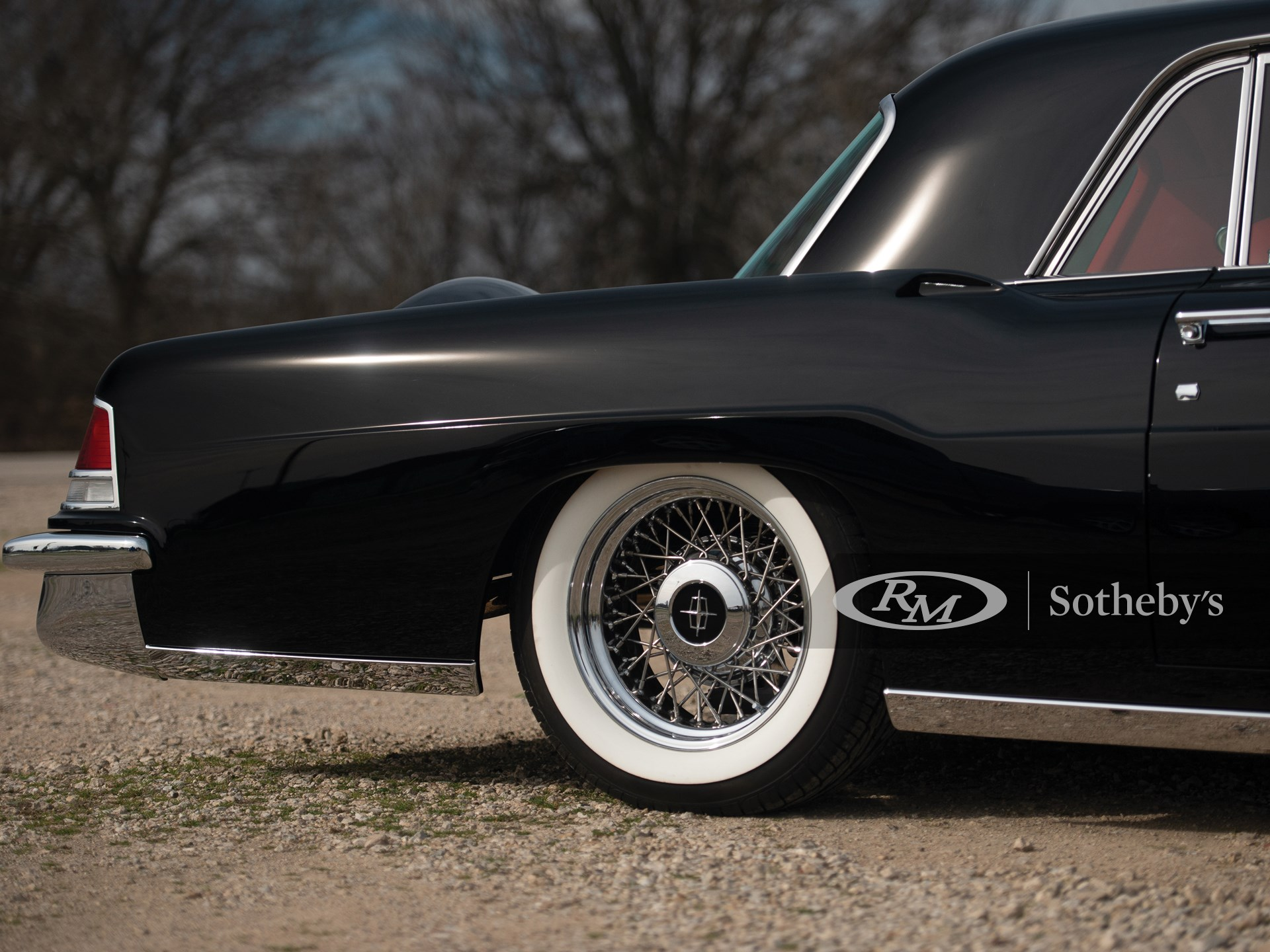 1956 Continental Mark II Custom by Moore Brothers Classics -