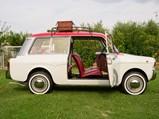 1966 Autobianchi Bianchina Panoramica  - $