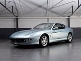 2001 Ferrari 456M GT  - $