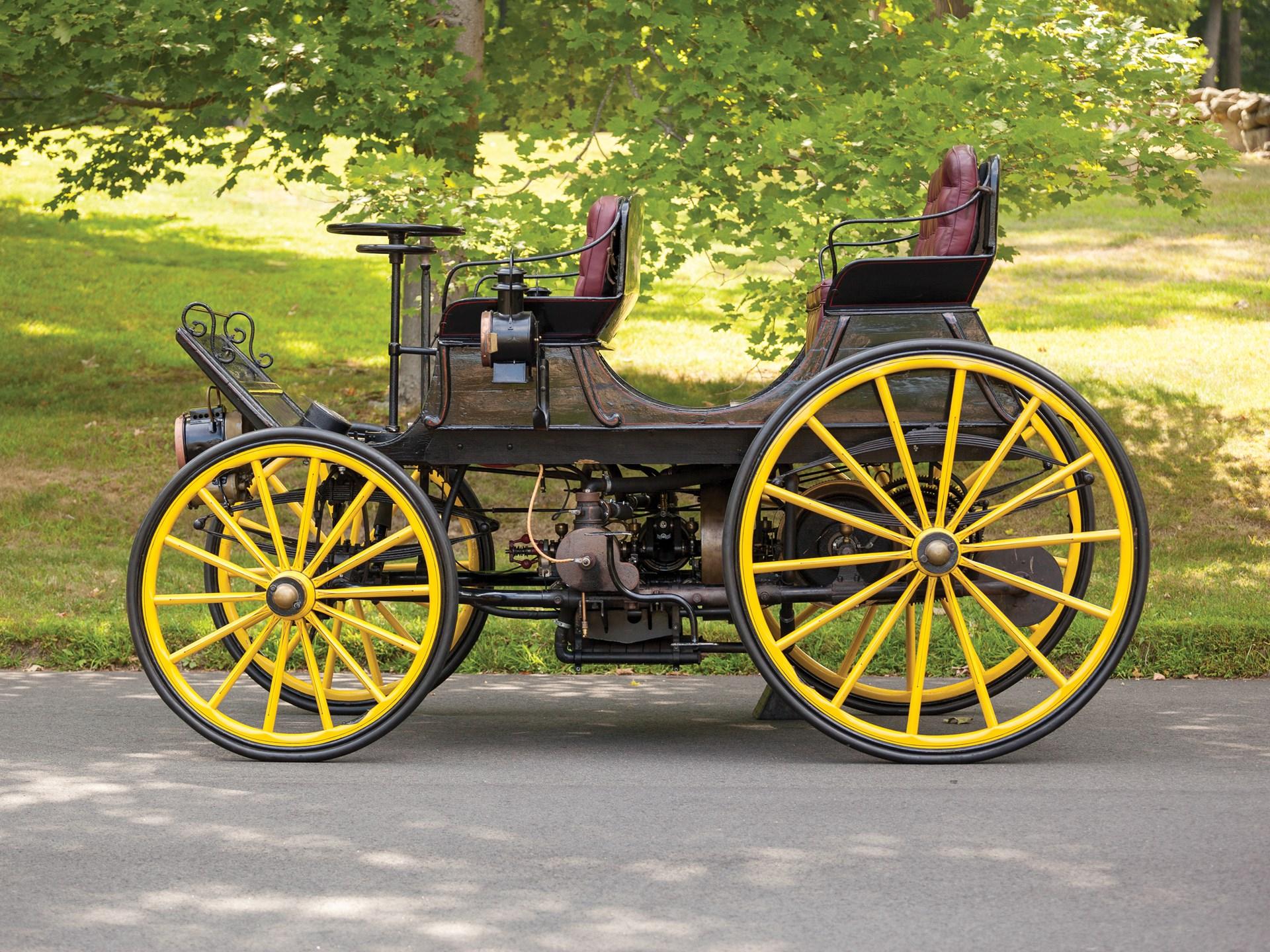 1896 Armstrong Phaeton