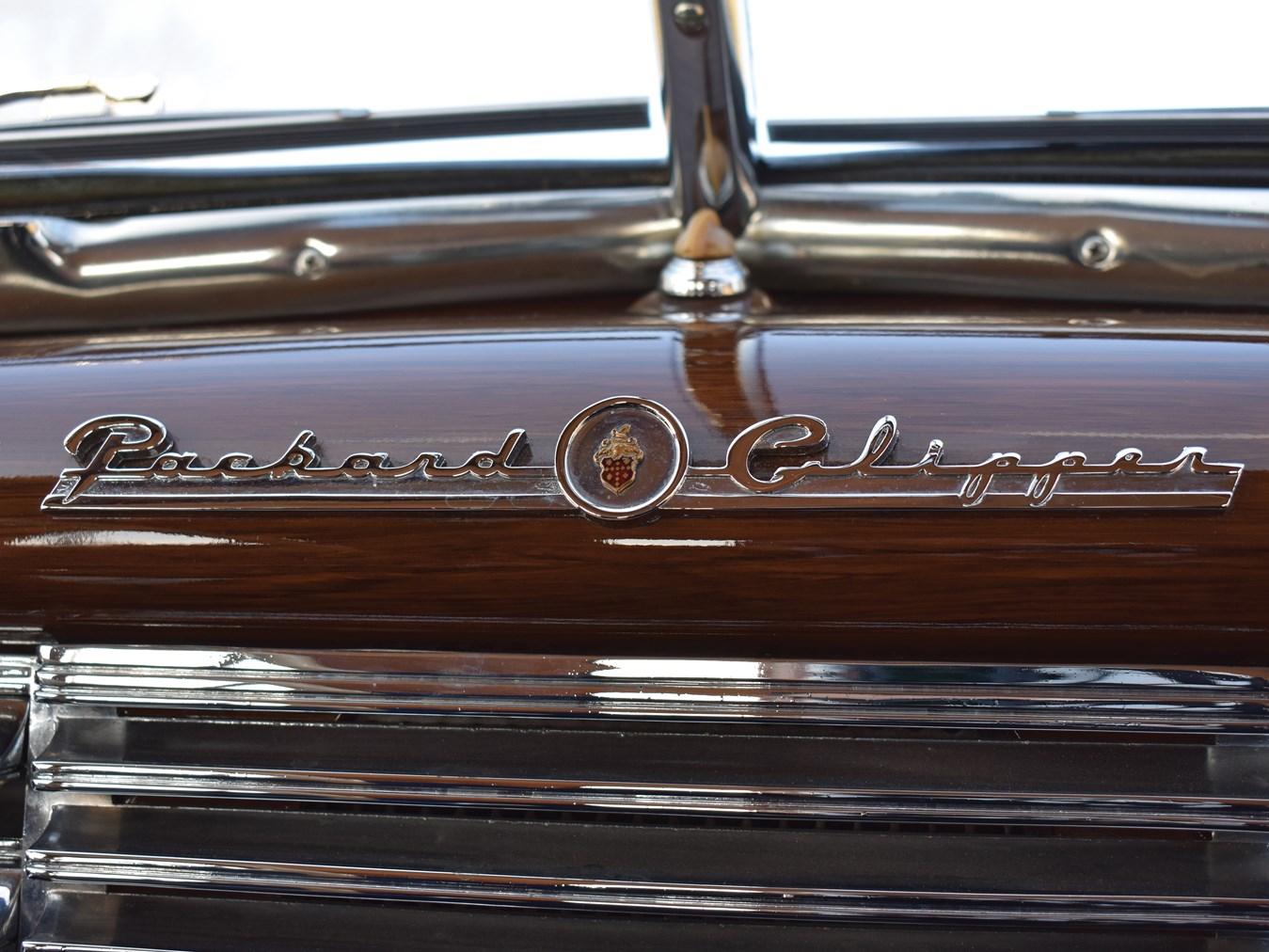 1947 Packard Custom Super Clipper Sedan