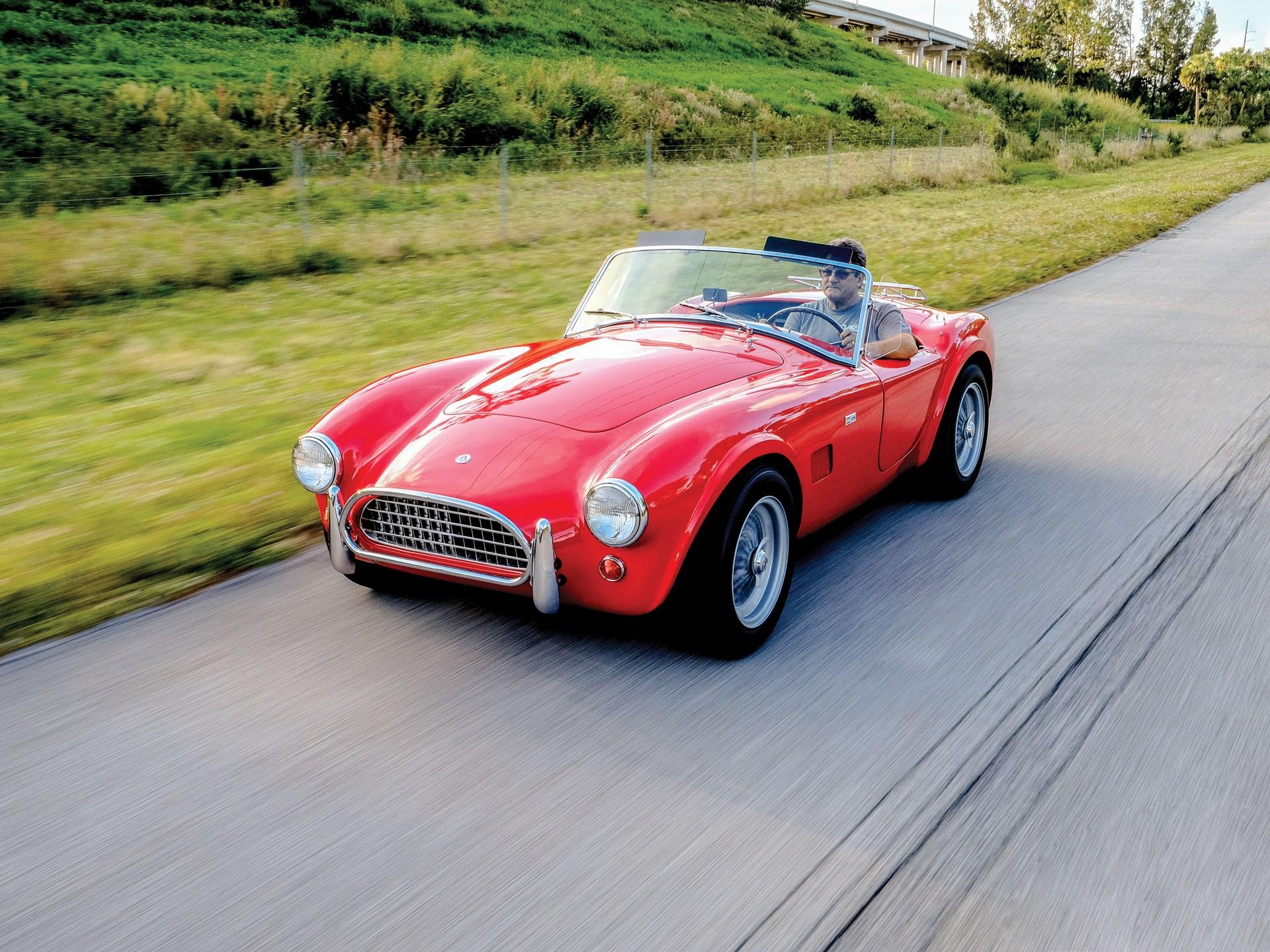 RM Sotheby's - 1965 Shelby 289 Cobra | Arizona 2018
