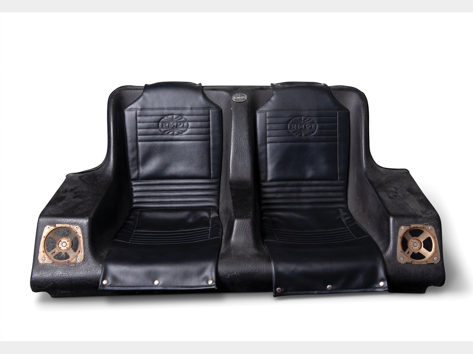 RM Sotheby's - EMPI Rear Seat | The Taj Ma Garaj Collection