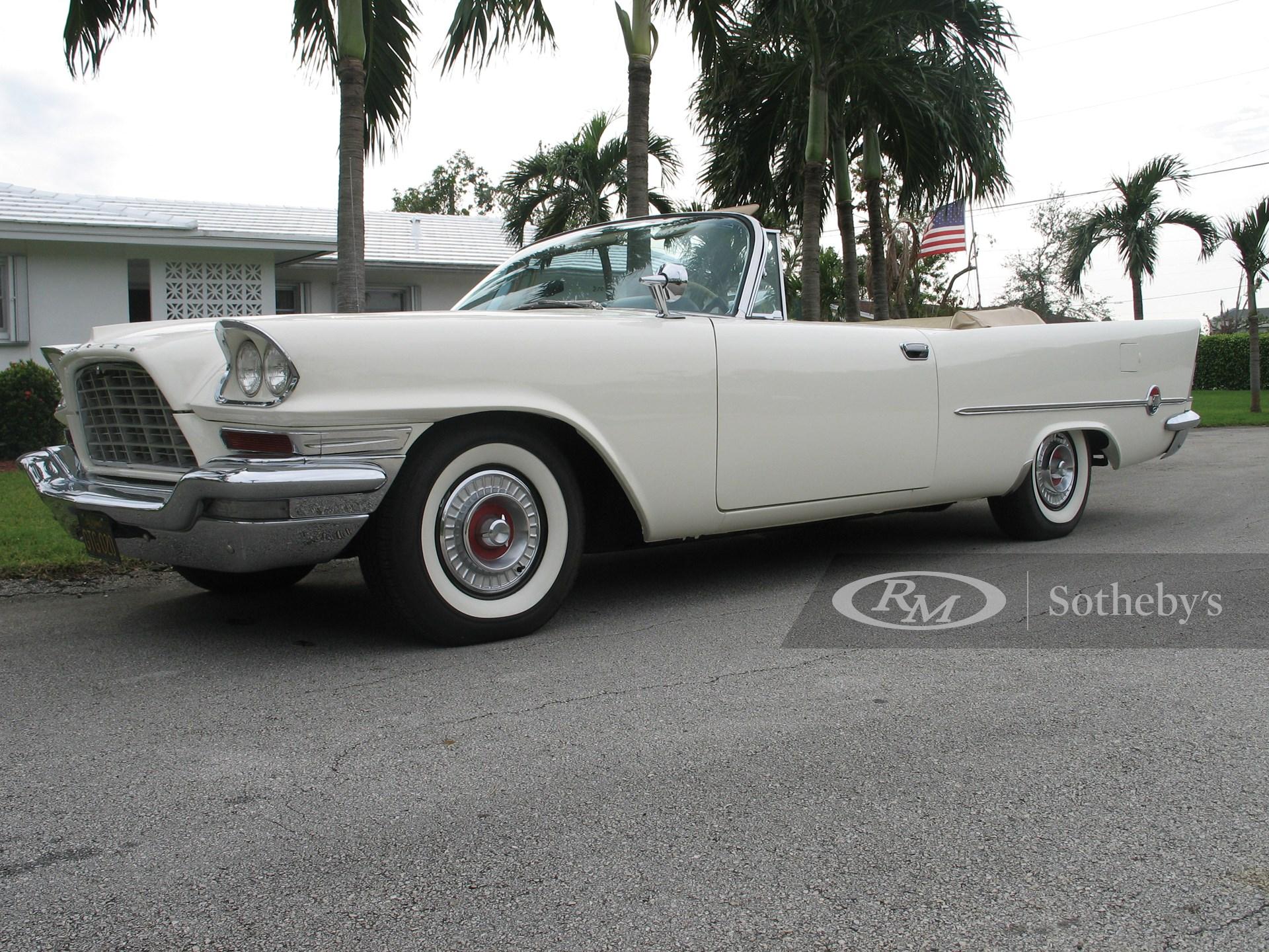 1957 Chrysler 300C Convertible  -