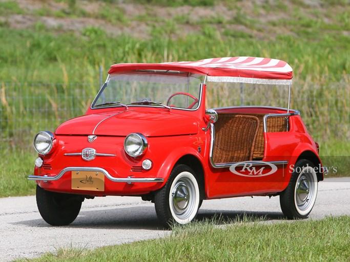 1959年 フィアット 500 ジョリー by ギア