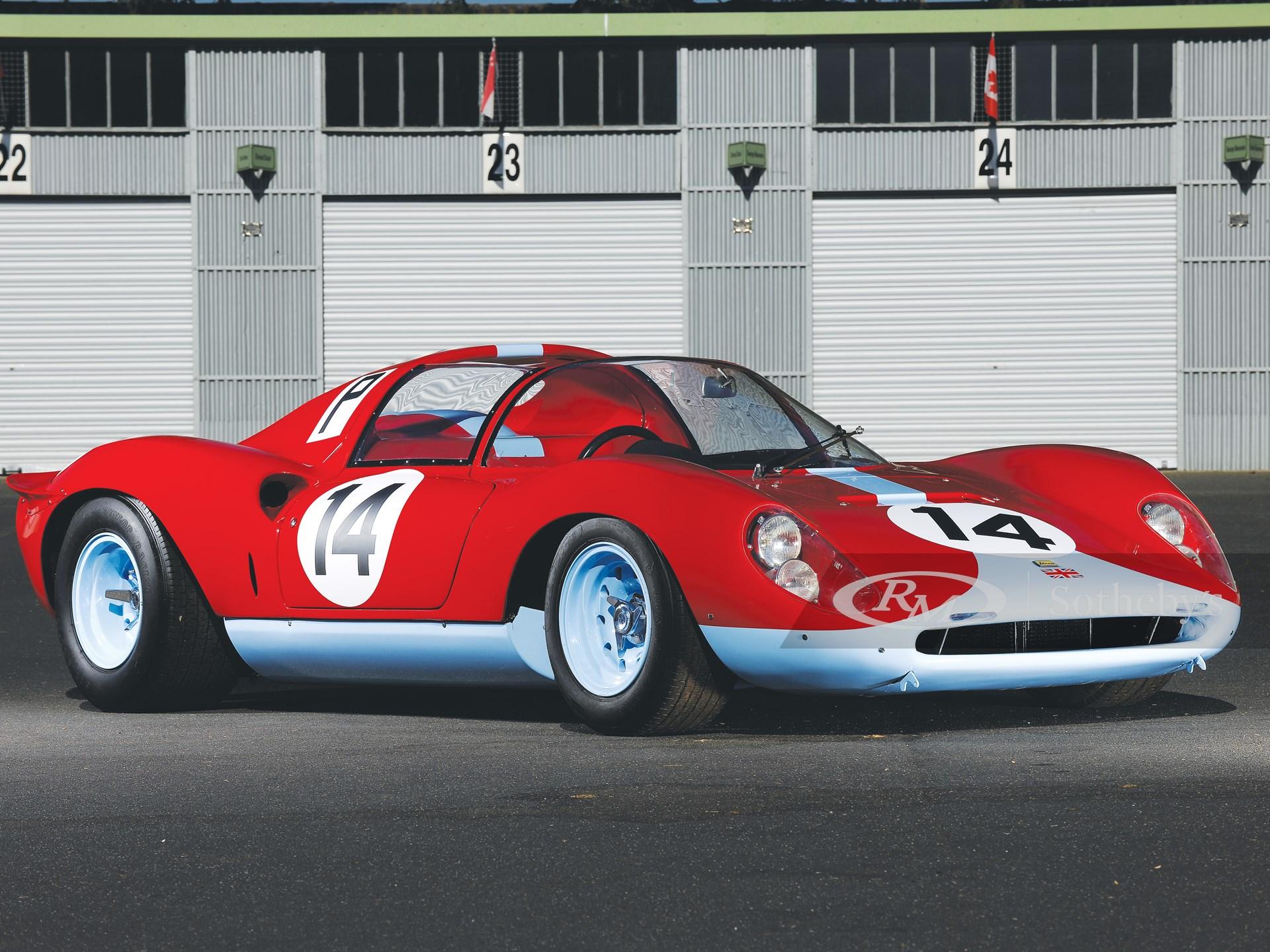 1966 Ferrari 206 S Dino Spyder by Carrozzeria Sports Cars   Monaco 2012    RM Sotheby's