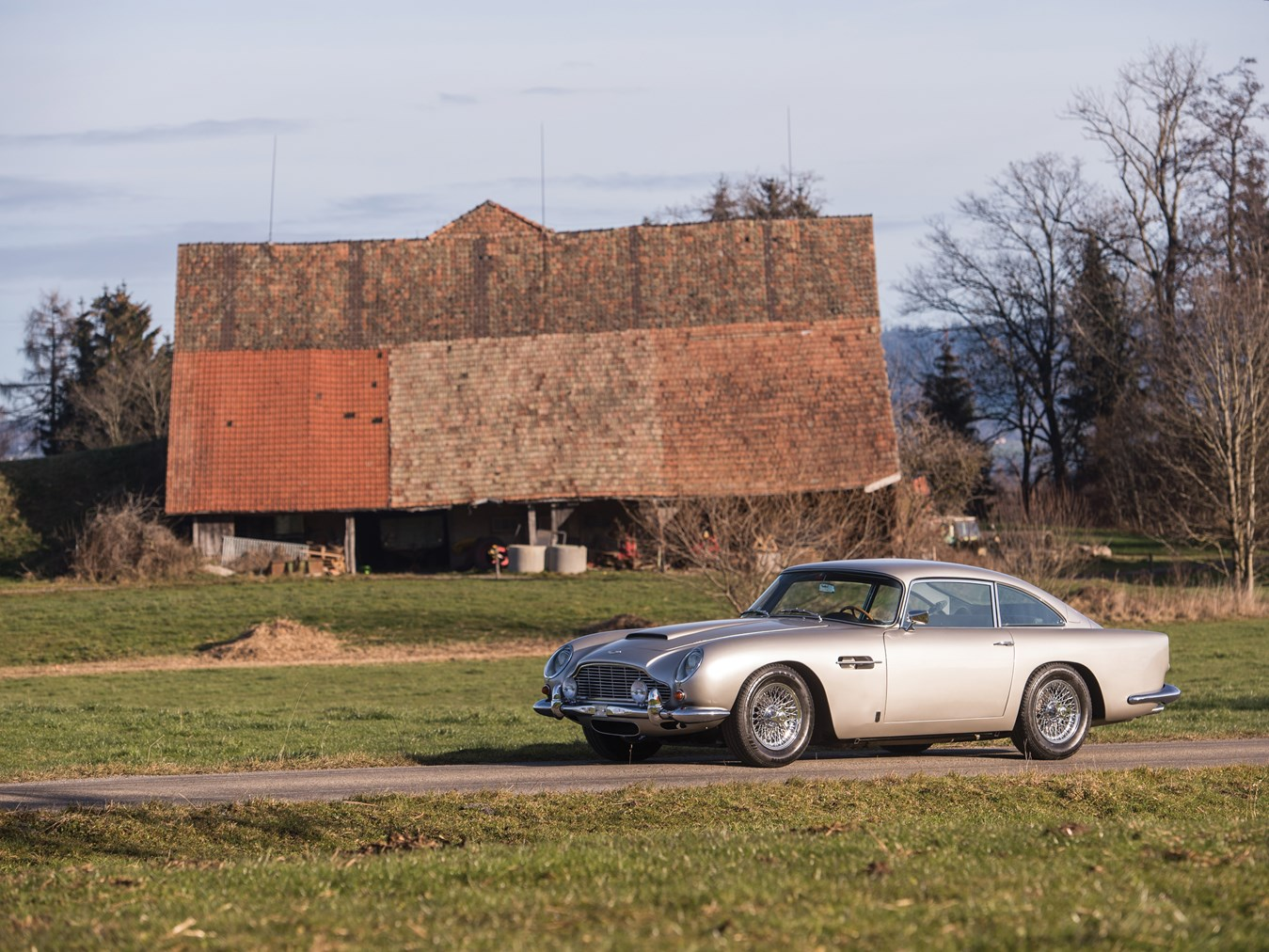 Rm Sotheby S 1963 Aston Martin Db5 Paris 2016 # Cache Television Hydraulique