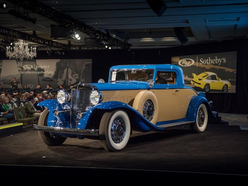 RM Sothebys Amelia Island - Amelia island classic car show