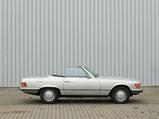 1972 Mercedes-Benz 350 SL  - $