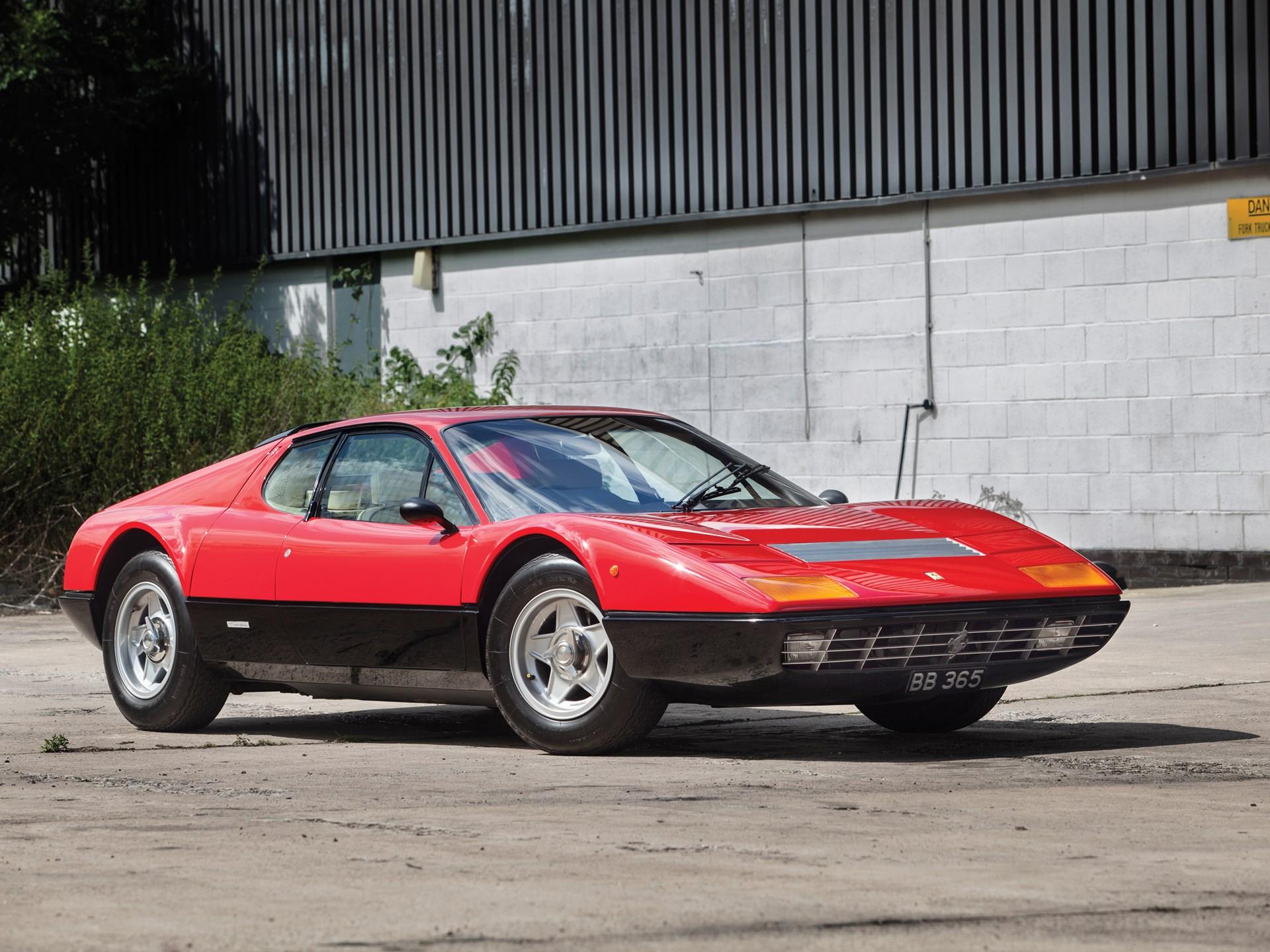 1974 Ferrari 365 GT4 BB by Scaglietti | London 2015 | RM Sotheby's