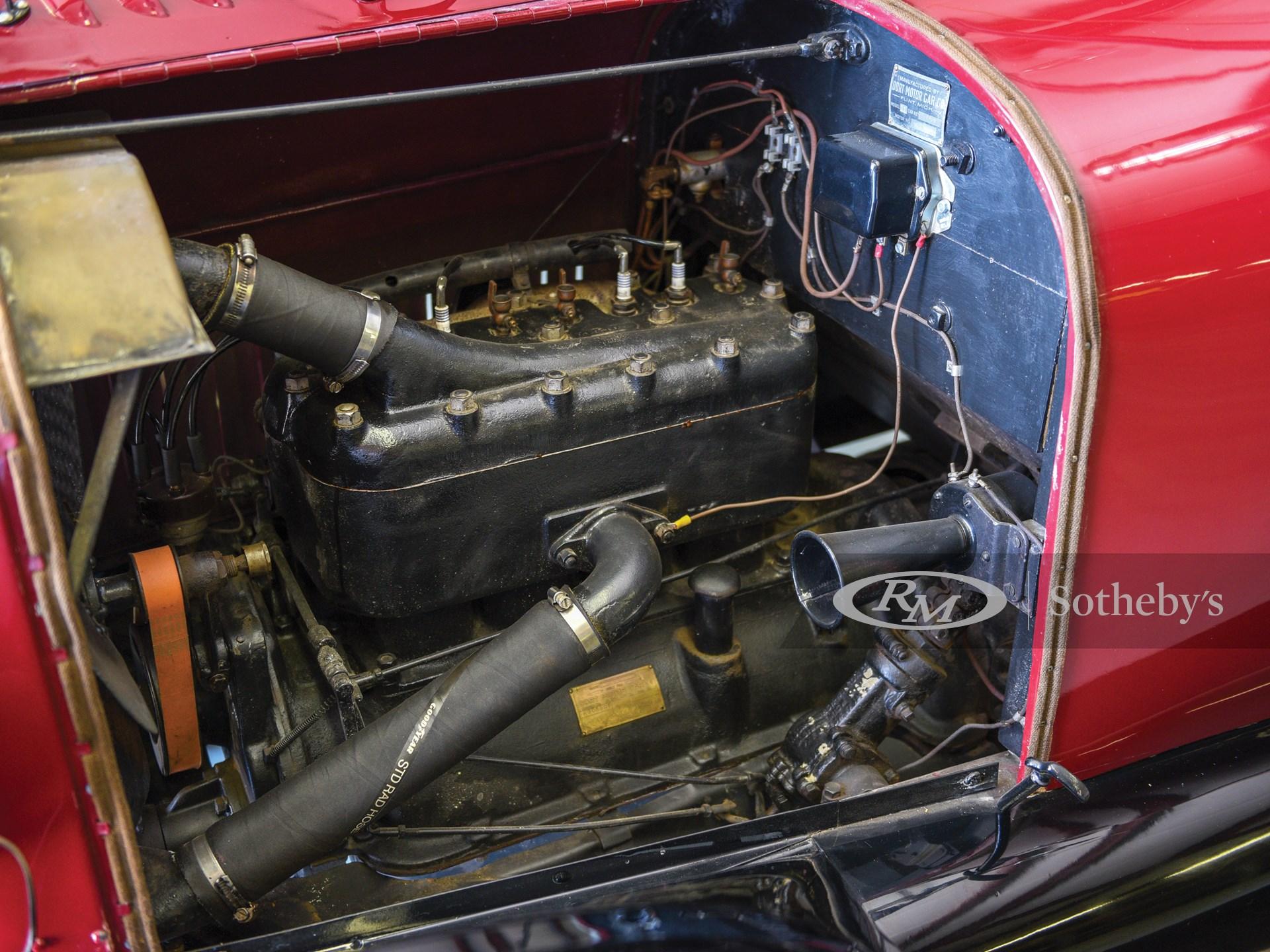 1919 Dort Model 11 Cloverleaf Roadster  -