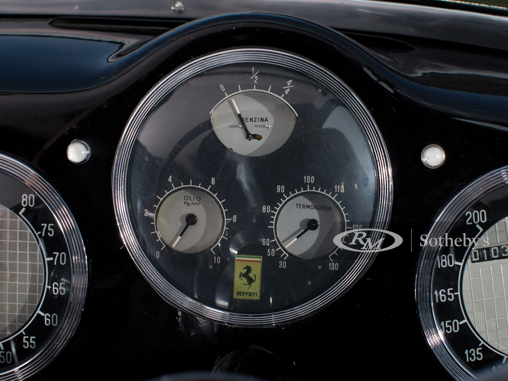 Molle Auto Su Misura.1950 Ferrari 195 Inter Berlinetta By Ghia Villa Erba 2015 Rm