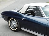 1963 Chevrolet Corvette Sting Ray Convertible  - $