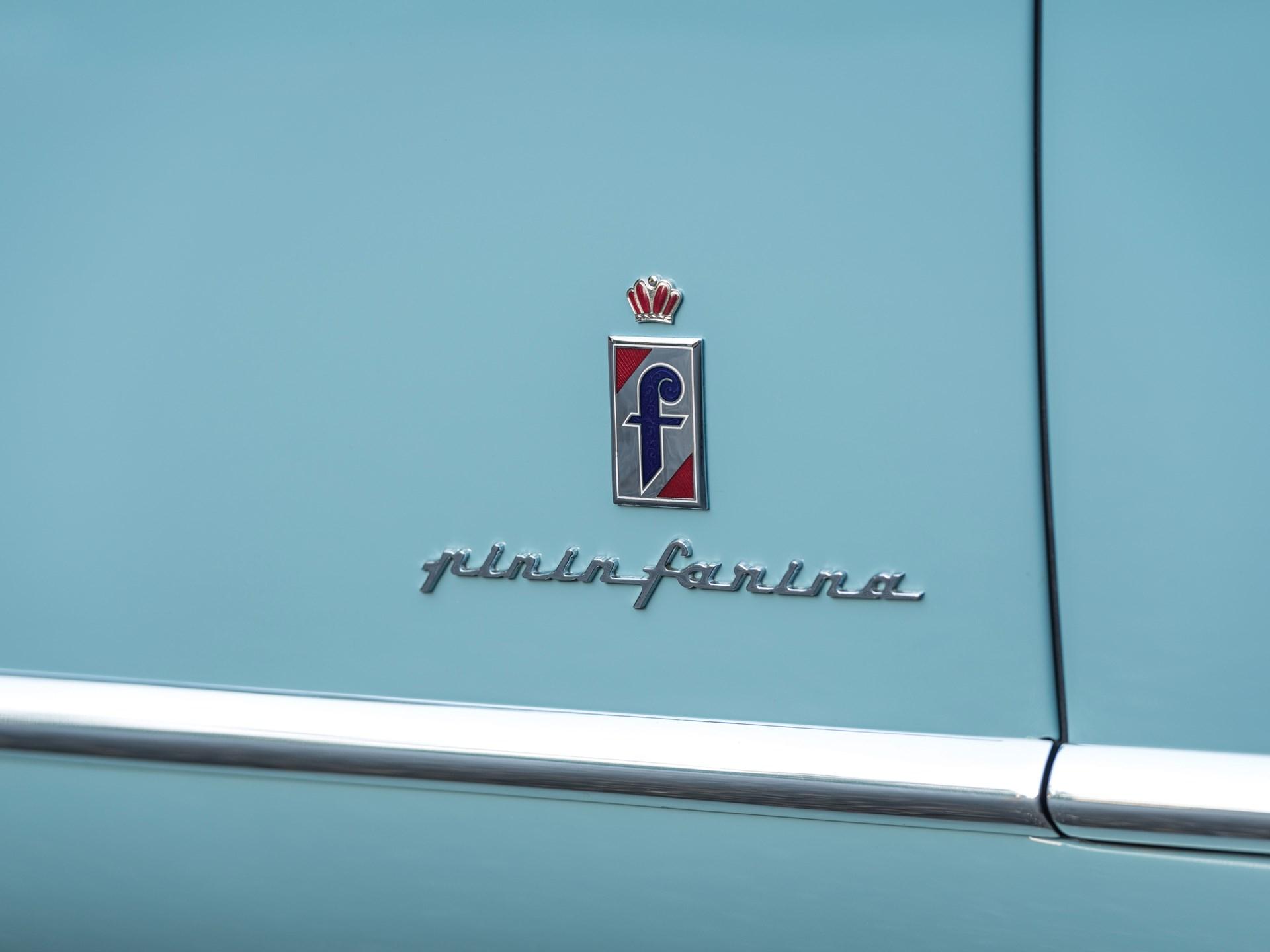 1953 Ferrari 212 Europa Coupé by Pinin Farina