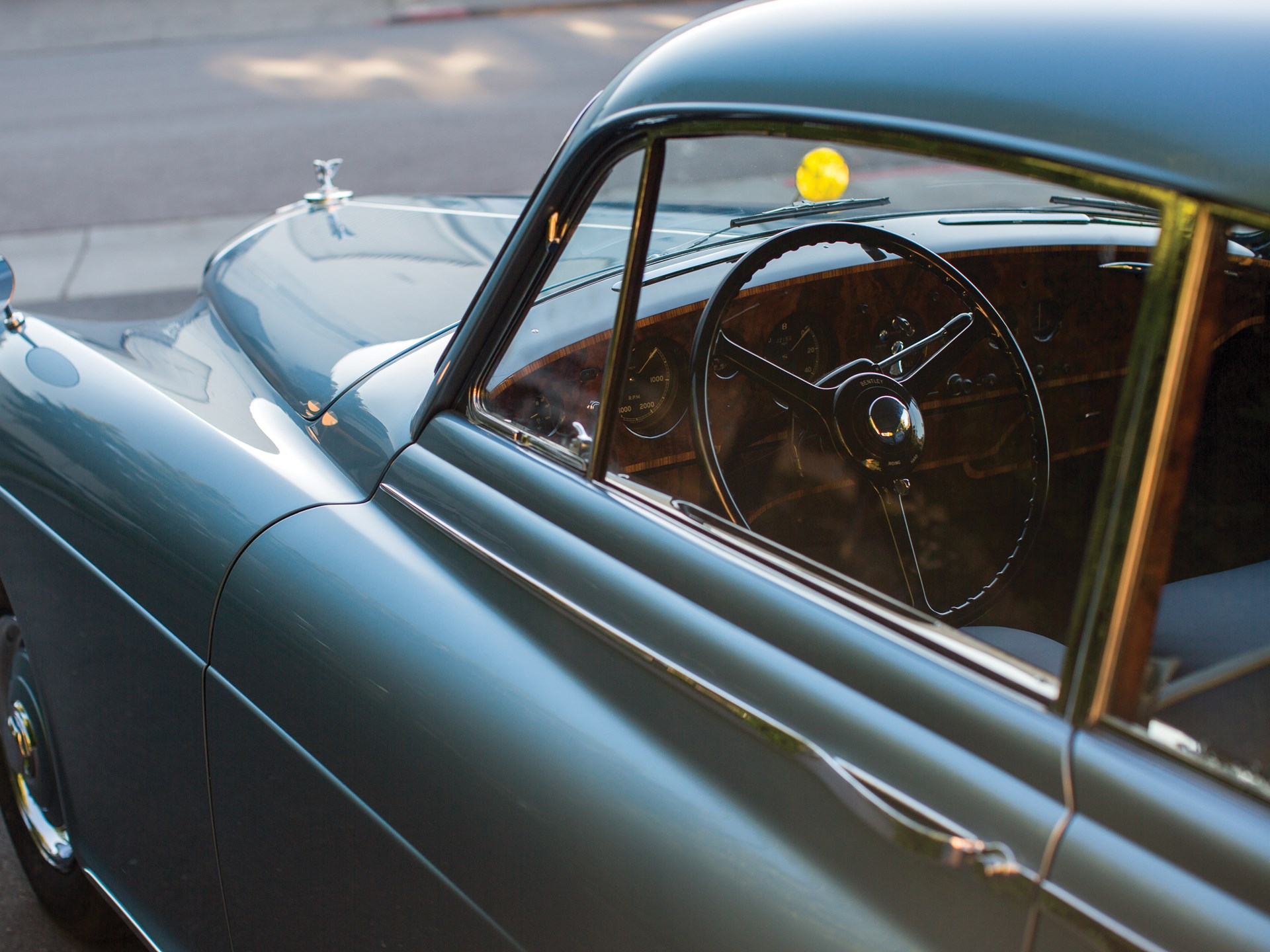 1954 Bentley R-Type Continental Fastback Sports Saloon by H.J. Mulliner