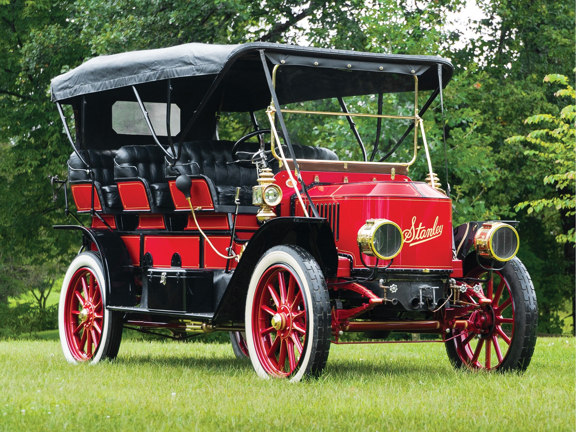 Image result for rm hershey 2018 1909 Stanley Model Z Mountain Wagon