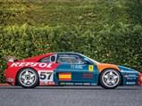 1994 Ferrari 348 GT/C LM  - $1/50, f 3.2, iso200 with a {lens type} at 115 mm on a Canon EOS-1D Mark IV.  Photo: Cymon Taylor