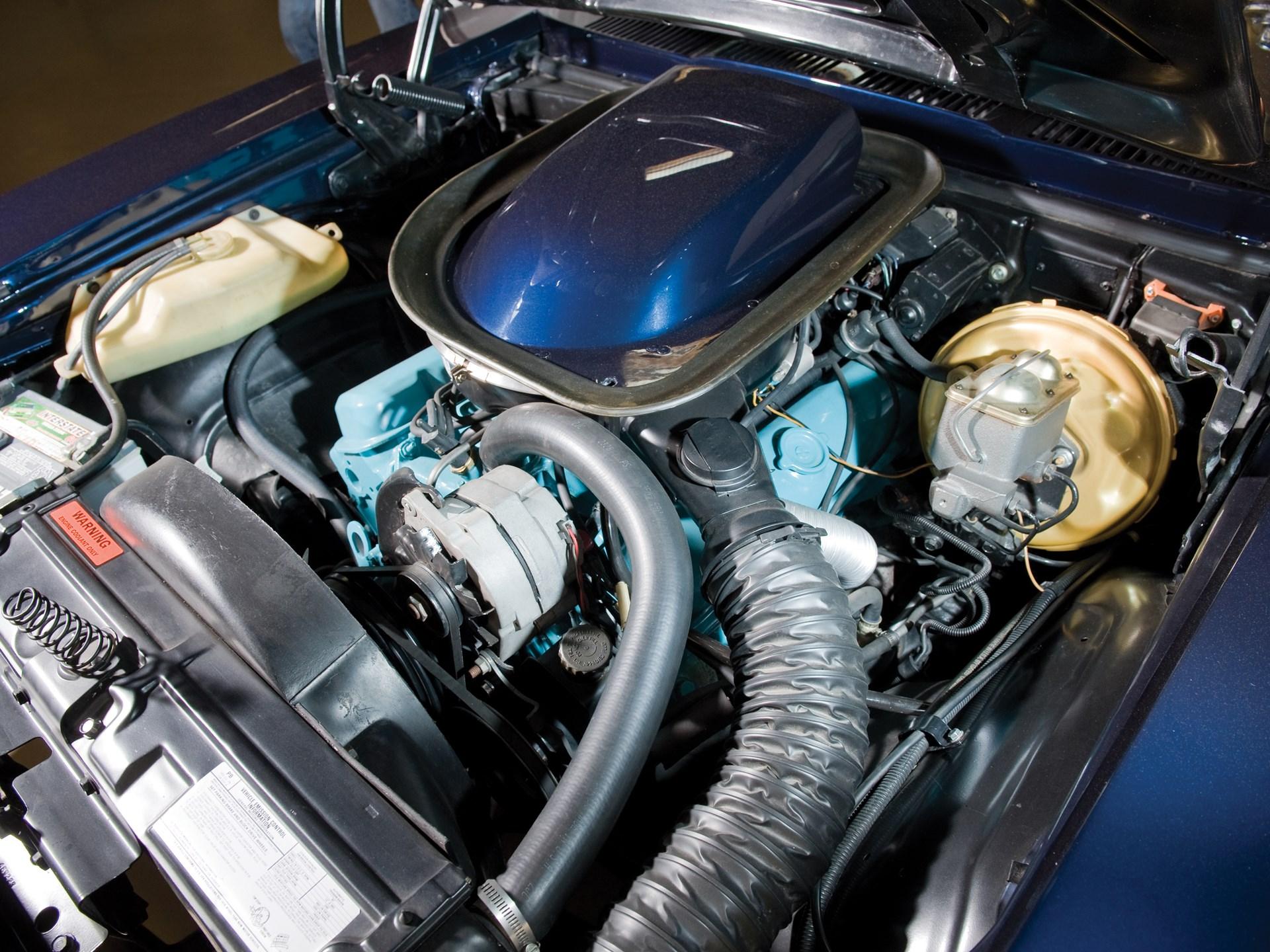 Rm Sothebys 1974 Pontiac Ventura Gto Custom Coupe Classic Engine Coolant