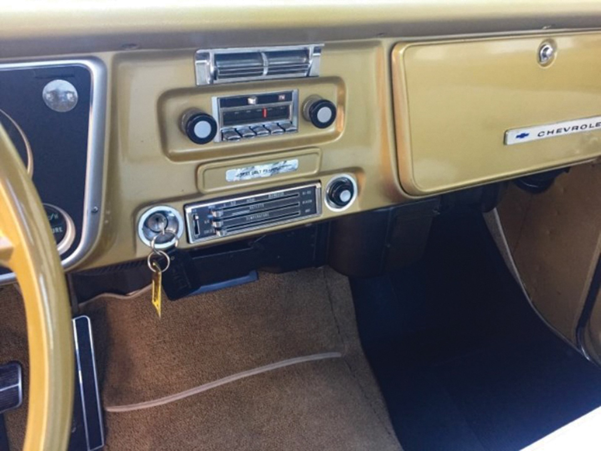 Rm Sothebys 1968 Chevrolet C10 Fleetside Long Bed Pickup Chevy Pick Up