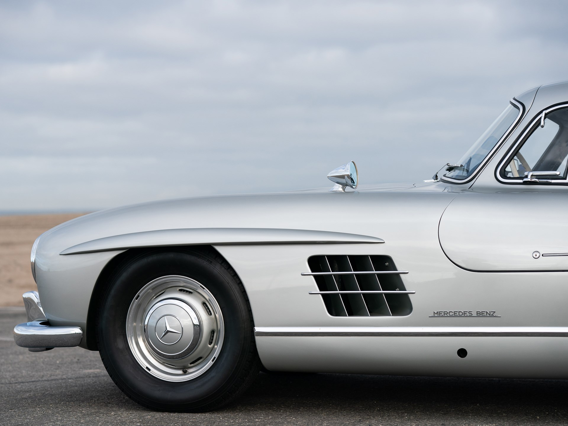 RM Sotheby's - 1955 Mercedes-Benz 300 SL Gullwing | Fort Lauderdale 2019