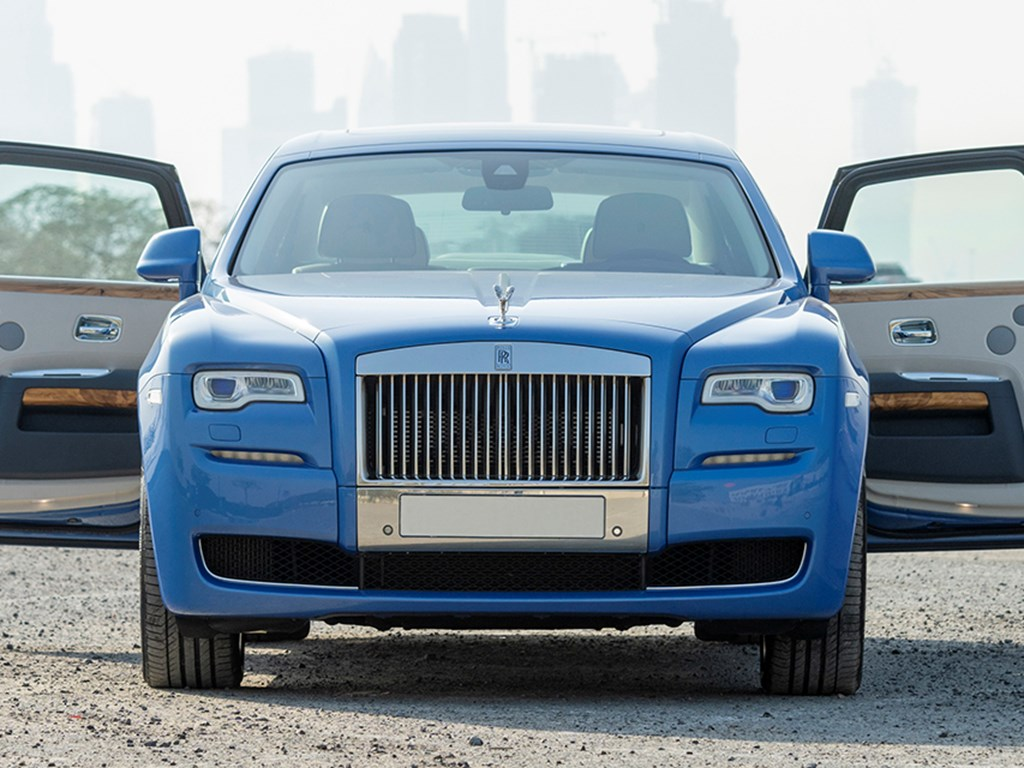2016 RollsRoyce GhostExDiego Maradona offered at RM Sothebys Online Only Open Roads February Auction 2021
