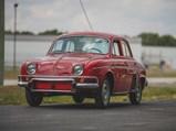 1962 Renault Dauphine Gordini Deluxe  - $