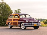 1951 Mercury Station Wagon  - $Photo: @vconceptsllc | Teddy Pieper