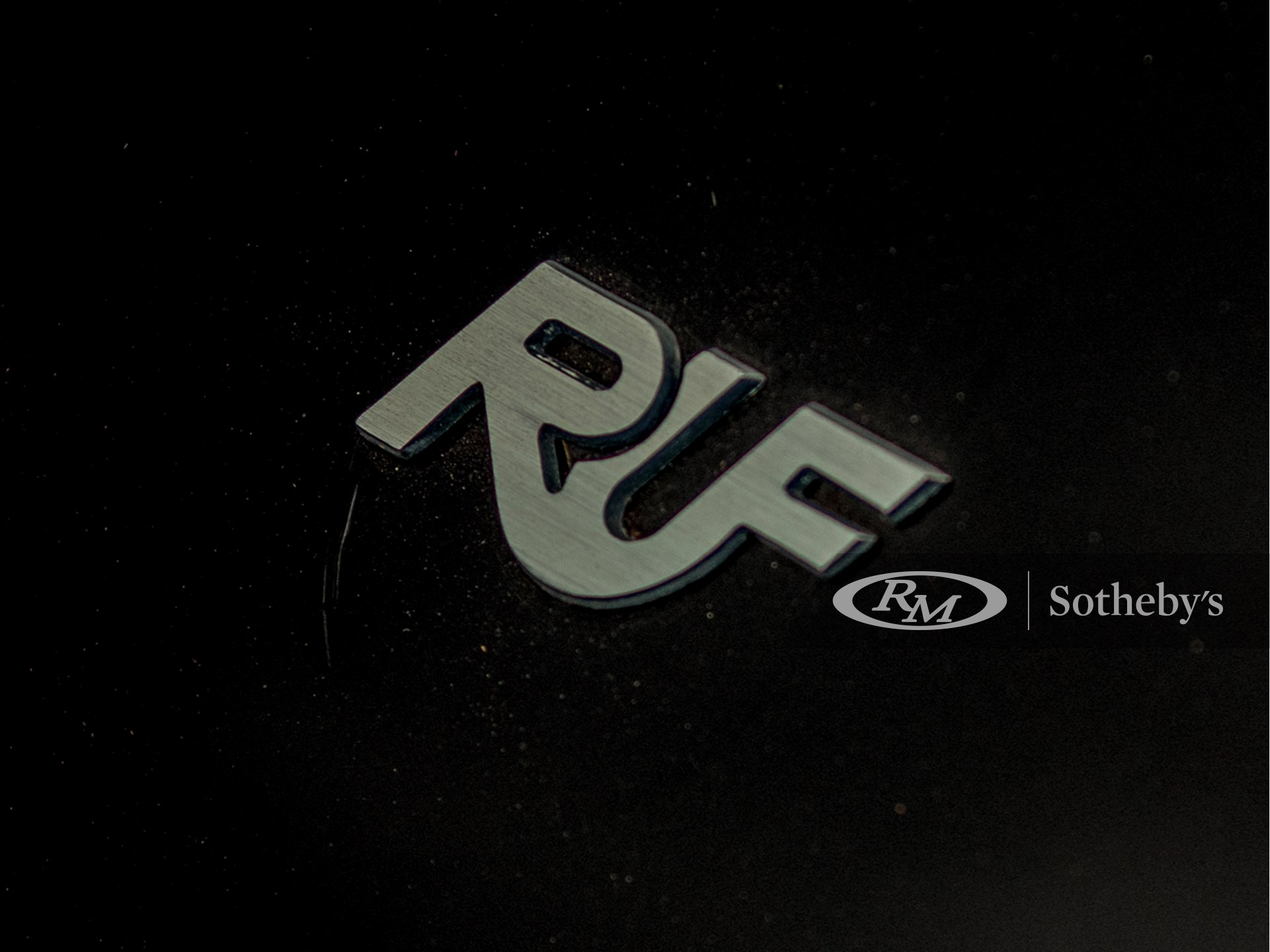 1997 Porsche RUF 911 Turbo R  -