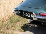 1961 Jaguar E-Type Series 1 3.8-Litre Fixed Head Coupé 'Factory Development'  - $