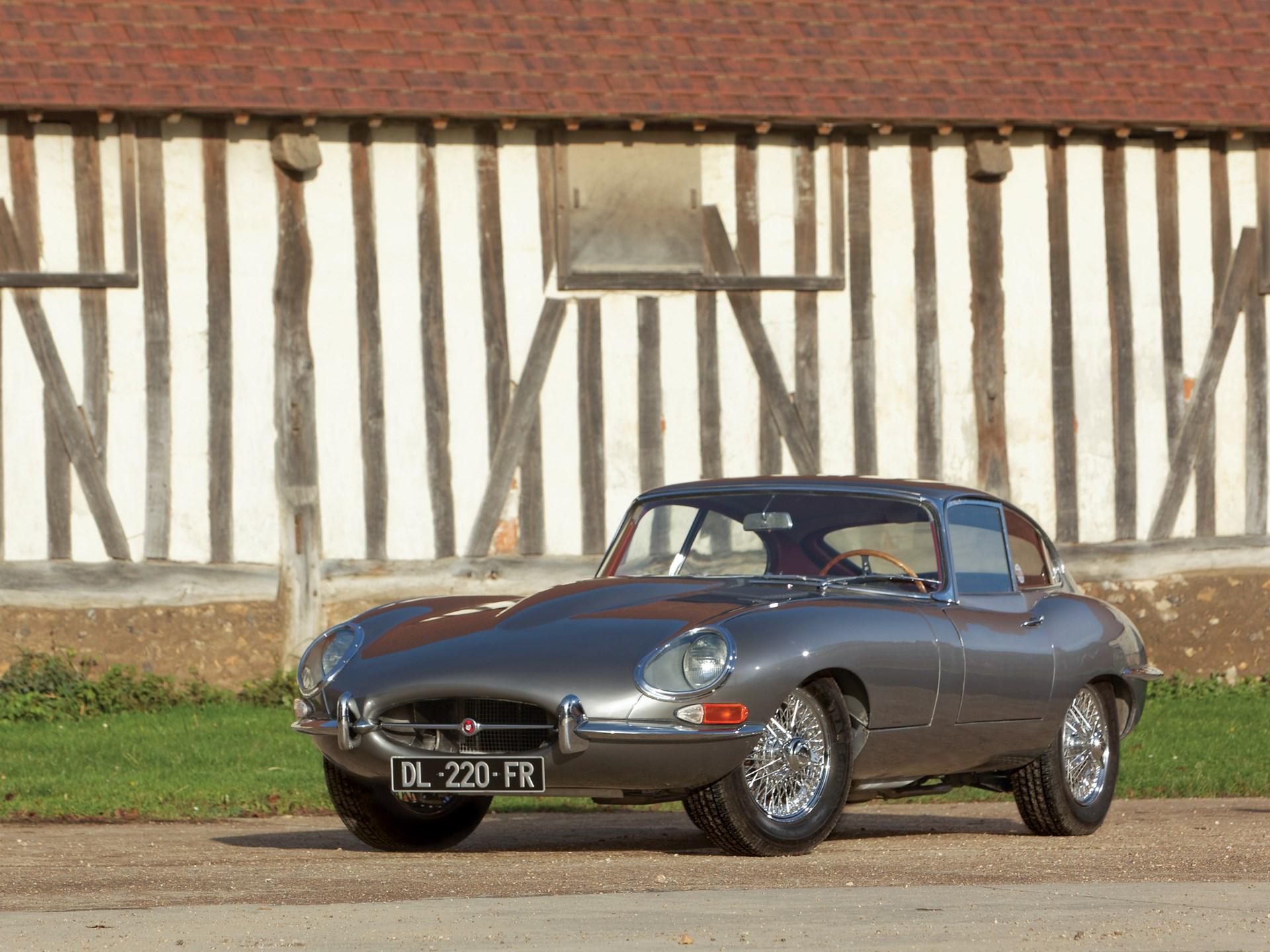 Rm Sotheby S 1963 Jaguar E Type Series 1 3 8 Litre Fixed Head