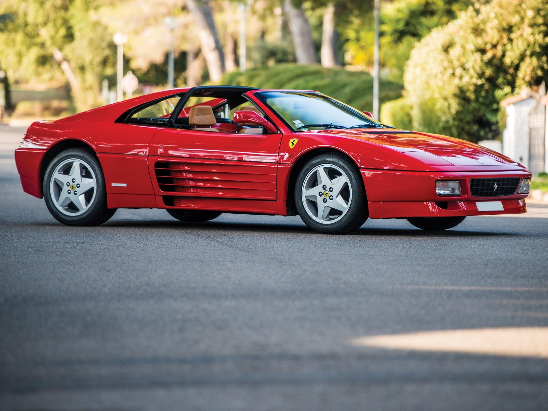 1994 Ferrari 348 GTS