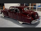 1946 Lincoln Continental Coupe  - $
