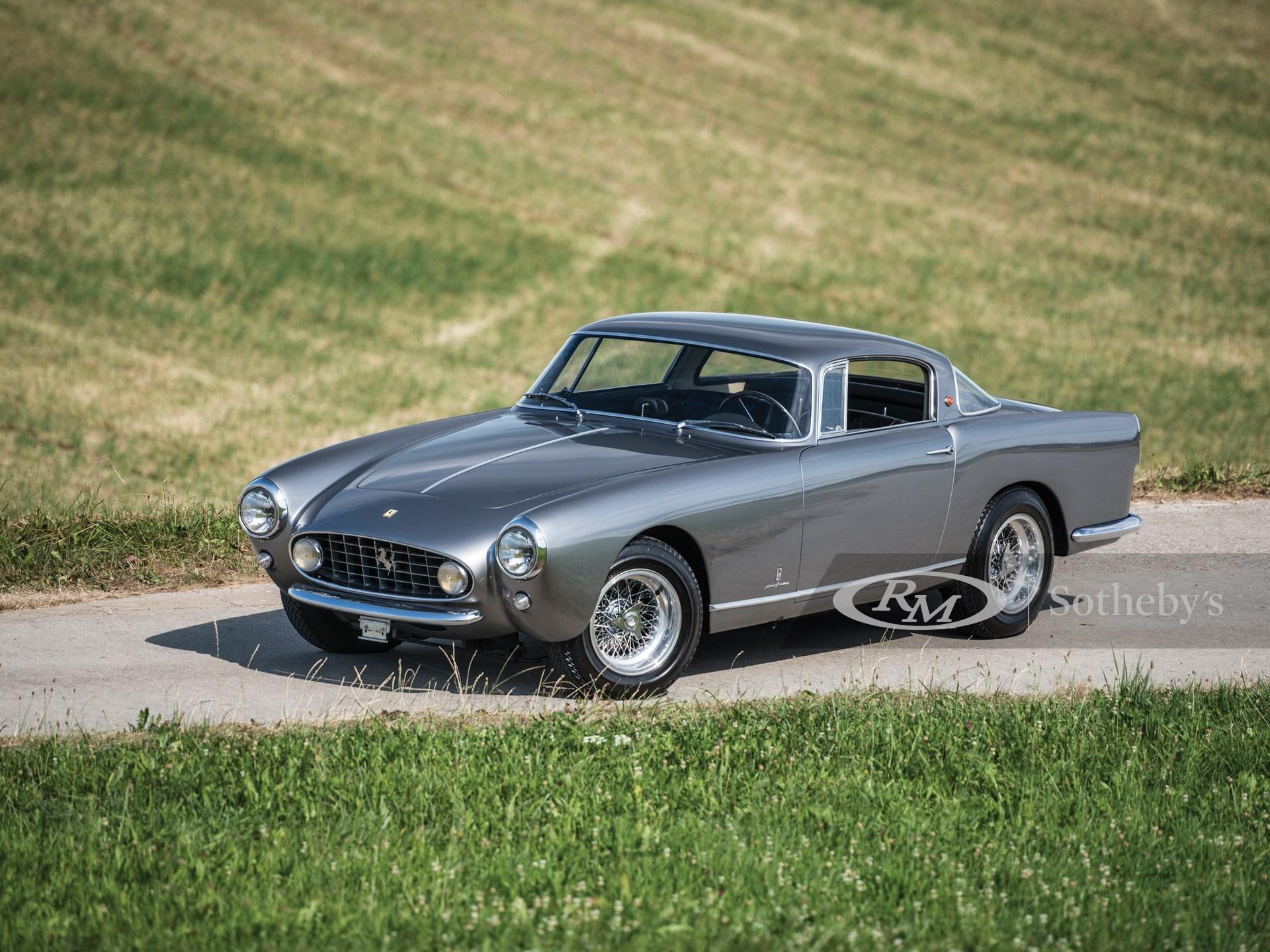 1956 Ferrari 250 GT Coupe 'Boano Prototype' by Pinin Farina