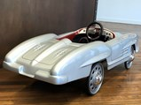 Mercedes-Benz 300 SL Roadster Pedal Car by RB Collection - $