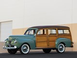 1941 Ford V-8 Super DeLuxe Station Wagon  - $