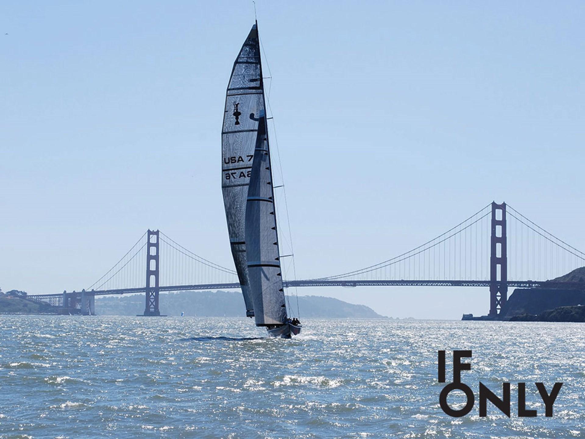 Sail with America's Cup Champion Brad Webb on USA 76